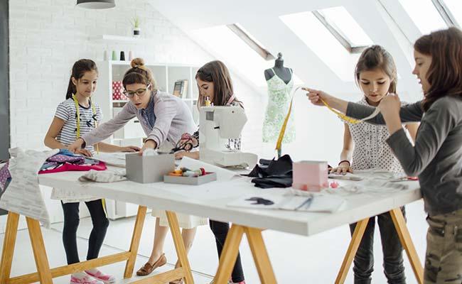 Classroom Standing Desks May Help Kids Slim Down Study