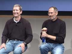 The Biggest 'Gift' Steve Jobs Gave Apple CEO Tim Cook Before He Died