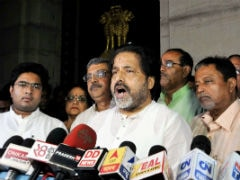 BJP Interfering In Federal Structure, Trinamool Congress Complains To President
