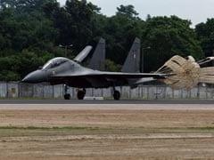 India Lands Su-30 Jet On Strategic Airstrip Near China Border
