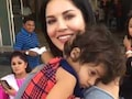 Trending: When A Little Kid Hugged Sunny Leone And Refused To Let Go