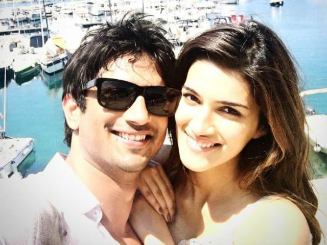 Why Kriti Would 'Love to Watch' Sushant's Dhoni Biopic