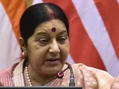 External Affairs Minister Sushma Swaraj Assures Action In 'Gang-rape' Of US National