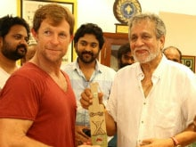 Jonty Rhodes Visited the Sets of a Tamil Film. Here's What Happened