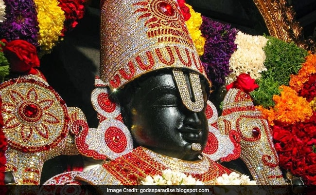 Replica Of Lord Venkateswara Temple Inaugurated