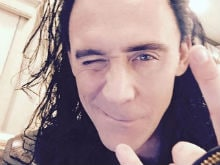 Tom Hiddleston's Social Media Account Hacked by 'Mr Control'