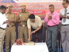 Birthday Bash Lands Kerala Transport Commissioner In Trouble