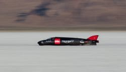 Guy Martin Sets New Triumph Land Speed Record In Streamliner At 441.28 Km/h