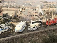 Banned Kurdish Party Claims Suicide Bomb Attack On Turkish Police