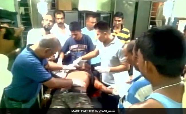 2 dead, 7 injured after suspected Ulfa(I) militants open fire in Assam