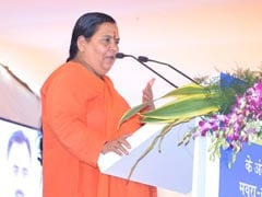 Ferry Service On Yamuna In Two Years: Uma Bharti
