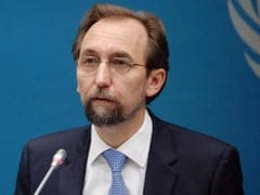United Nation's Rights Boss Deplores 'Mass Executions' In Iran