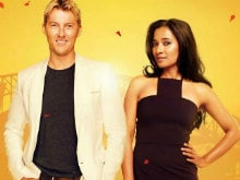 Brett Lee's Heroine Tannishtha Thought She Was Starring With an Oz Actor