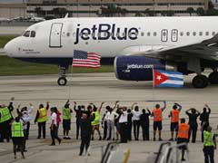 First Scheduled Passenger Flight In Decades Between US and Cuba Lands