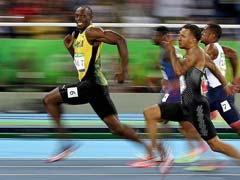 Usain Bolt's Viral-Worthy Mid-Race Grin During 100m Dash Is Now A Meme