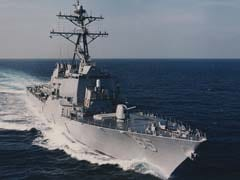 US Navy Ship Makes 1st China Visit Since Arbitration Ruling On South China Sea