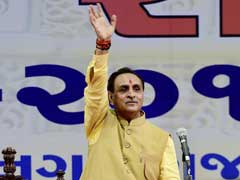 Gujarat Chief Minister Vijay Rupani's Chopper Makes Emergency Landing At Ahmedabad Airport