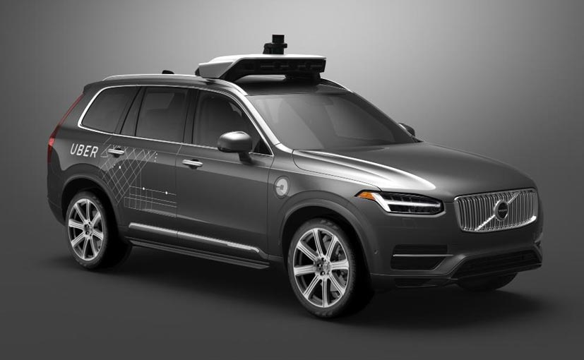 Volvo, Uber form driverless auto venture