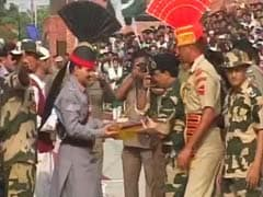 Pakistan Violates Ceasefire At Line of Control, Offers Sweets At Wagah Border