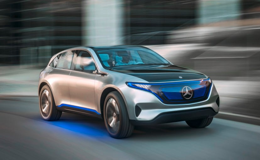 all electric mercedes benz eq to go on sale by 2020 first