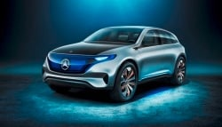 Daimler To Invest 10 Billion Euros For Development Of Electric Vehicles