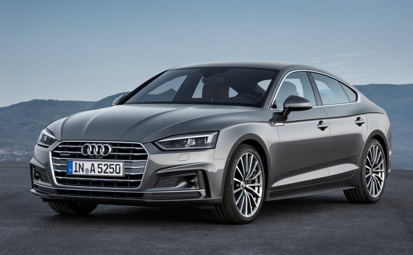 audi likely to launch new gen a5 and s5 sportback in india ndtv carandbike. Black Bedroom Furniture Sets. Home Design Ideas