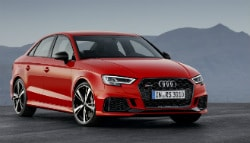 Paris Motor Show 2016: Audi Showcases The Mental RS 3 Sedan