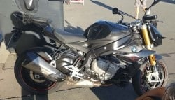 2017 BMW S1000R Caught Testing With Subtle Upgrades