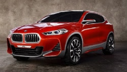 Paris 2016: BMW X2 Concept Breaks Cover