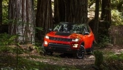 2017 Jeep Compass Compact SUV Officially Unveiled; India Launch In 2017