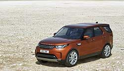 New Generation Land Rover Discovery Revealed