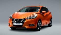 Paris 2016: Nissan Micra 5th Generation Makes Its Global Debut