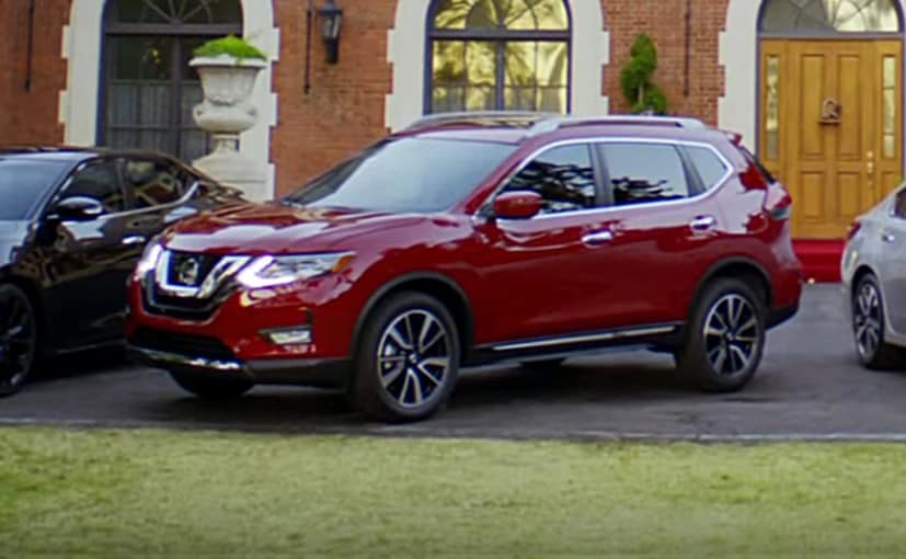 2017 nissan x trail facelift revealed in nissan usa 39 s latest ad campaign ndtv carandbike. Black Bedroom Furniture Sets. Home Design Ideas