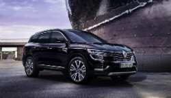 Paris Motor Show 2016: India-Bound Renault Koleos Showcased