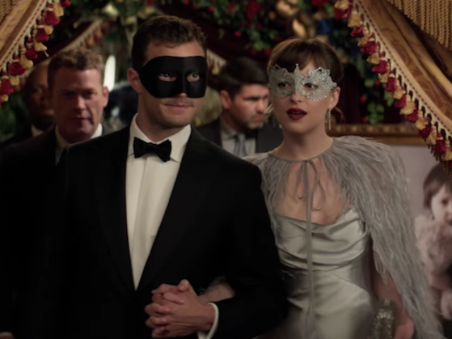 Viral: Fifty Shades Darker Trailer Sets New Record of Views in 24 Hours