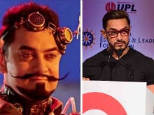 Aamir Khan's Two New Looks Are Confusing the Internet