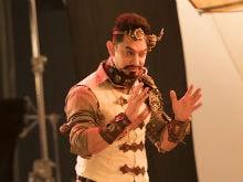 The Secret Behind Aamir Khan's Mysterious Look Revealed