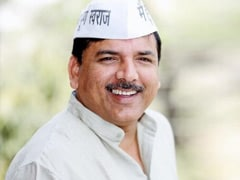 AAP leader Sanjay Singh's Staffer, Party Supporter Booked For Allegedly Molesting Woman