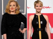 Adele's American Thanksgiving Will Be With Jennifer Lawrence