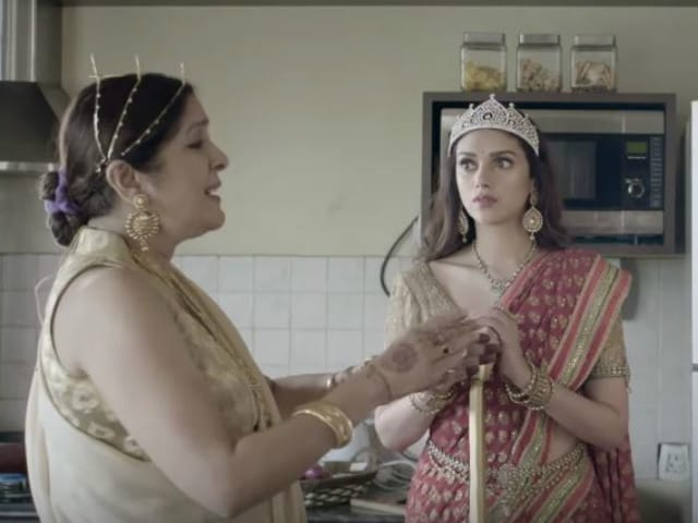Viral: Aditi Rao Hydari Stars As Modern Draupadi In Hilarious Short Film