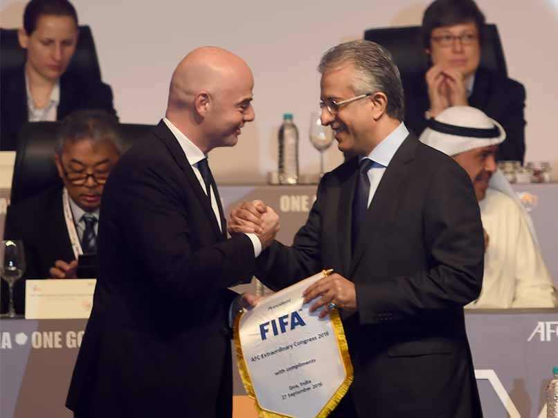 AFC, FIFA Collide Over Banned Qatar Official