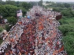 Silent Protest March By Marathas In Pune Tomorrow