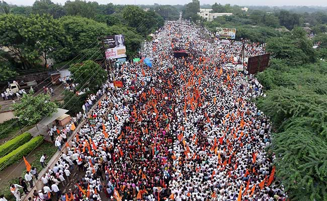 To Cool Maratha Anger, Maharashtra Extends Student Benefits To All