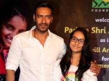 Ajay Devgn on His Bond With Daughter Nysa: She Behaves Like My Mother