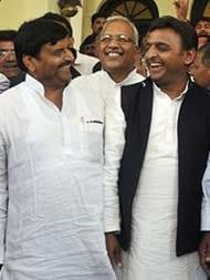 Split Ahead? Akhilesh Yadav Sacks Uncle Shivpal, Mulayam Retaliates