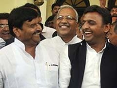 'Will Contest Polls,' Says Shivpal, Isolated After Nephew Akhilesh's Win