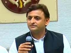 Tears, Then Shouting: Akhilesh And Mulayam Yadav Stay Divided - For Now