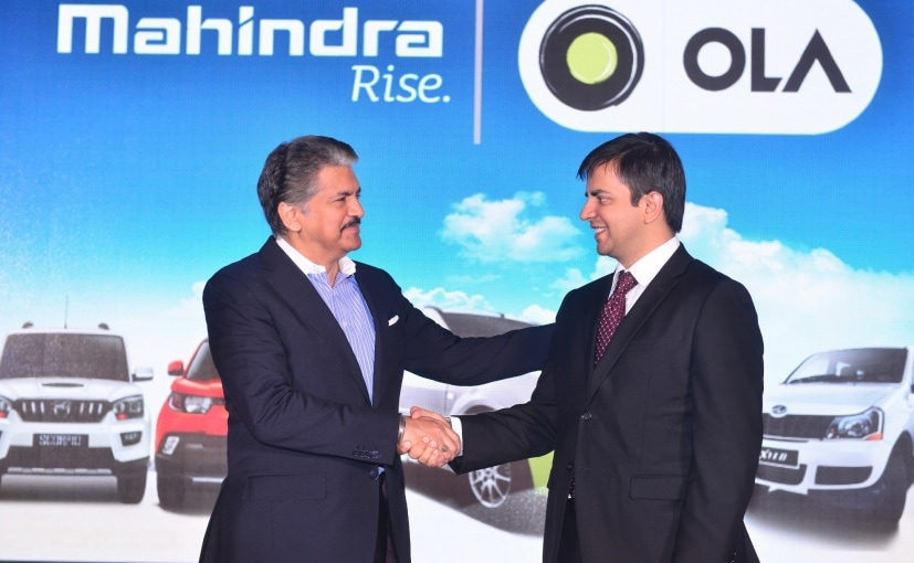 Mahindra, Ola enter partnership, target vehicle financing of Rs 2600 cr