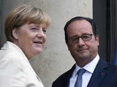 Angela Merkel, Francois Hollande Seek New EU 'Roadmap' At Summit