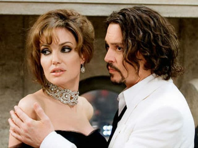 Angelina Comforted by Johnny Amid Divorce Drama?